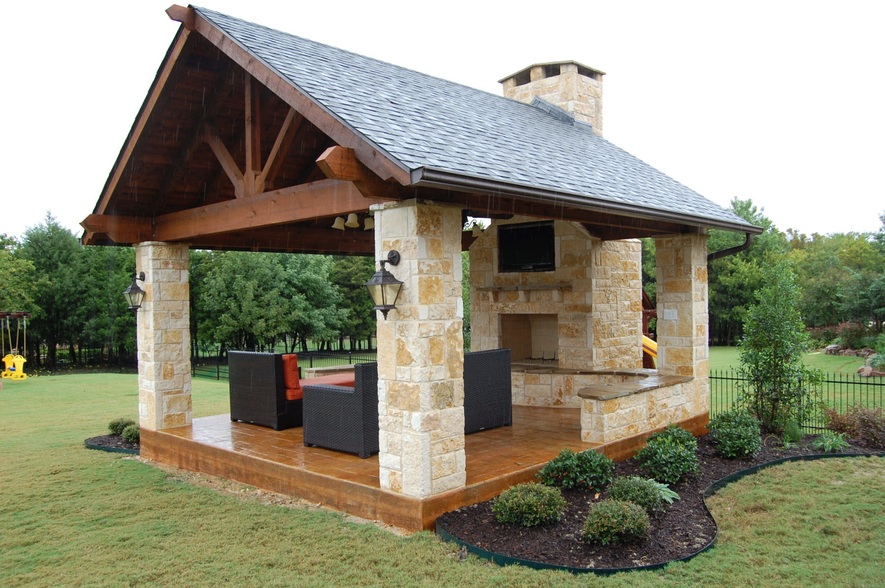 Cabanas Custom Patio Designs Forney Tx