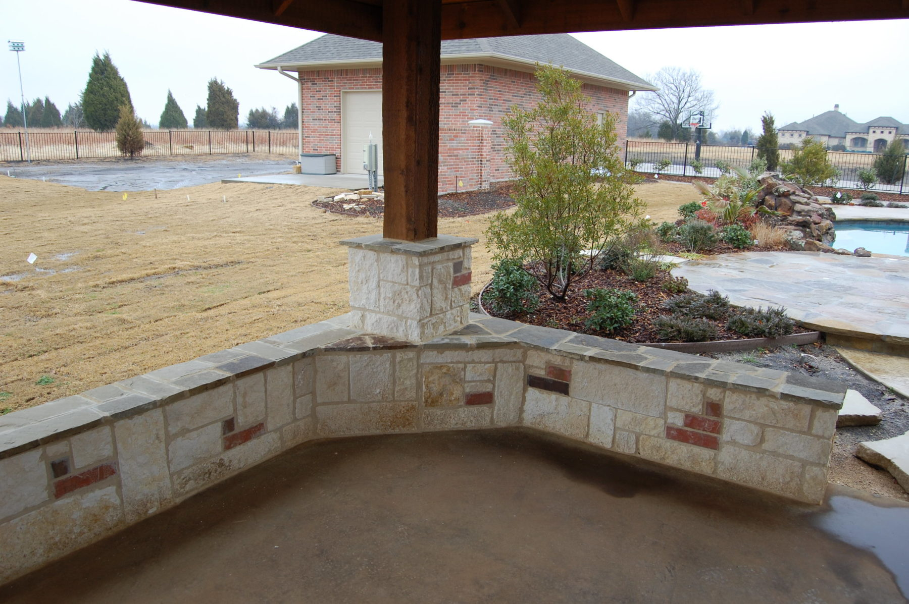 Flagstone custom patio designs forney tx Flagstone patios colleyville tx