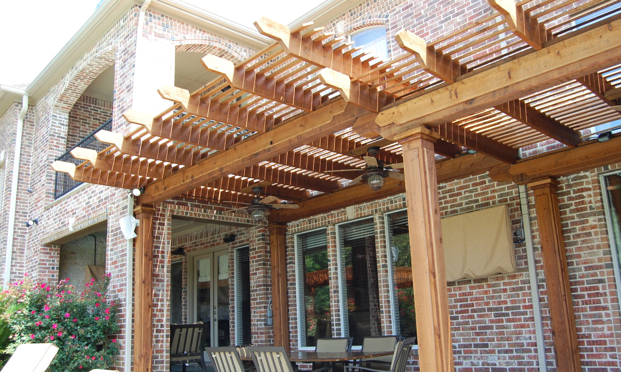 Custom Patio Designs - Forney, TX